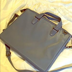 Small Tumi laptop case